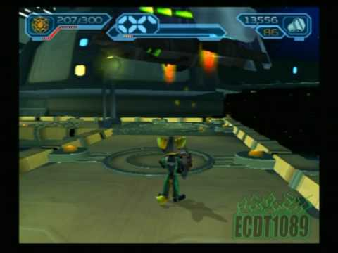 ratchet and clank going commando how to get infinite bolts