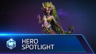 Lunara Spotlight – Heroes of the Storm