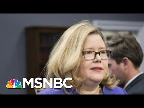 GSA Head Will Go Down As One The 'Great Obstructors' Of Our Time: Columnist | Morning Joe | MSNBC