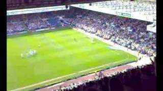 Leeds United song marching on together Elland Road
