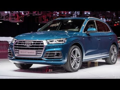 2019 Audi Q5 Europe Model Cheap Luxury Midsize Suv 47k Msrp