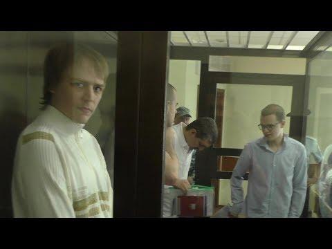 """Дело """"Нового величия"""". Павел Ребровский отказался от показаний"""