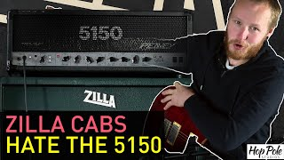 Zilla Cabs HATE the Peavey 5150 - Can we change their minds?