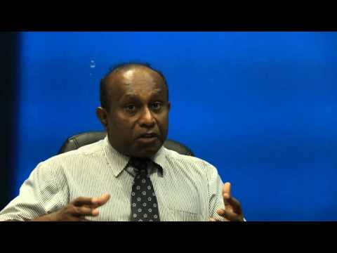 Faisal Bongso interviewing SLQS President Qatar 2015