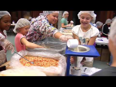 LoveThe614 'Feed My Starving Children' - PACKING EXPERIENCE