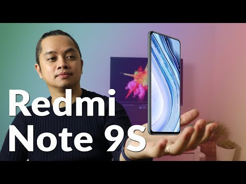 Redmi Note 9S - a summary of the launch event