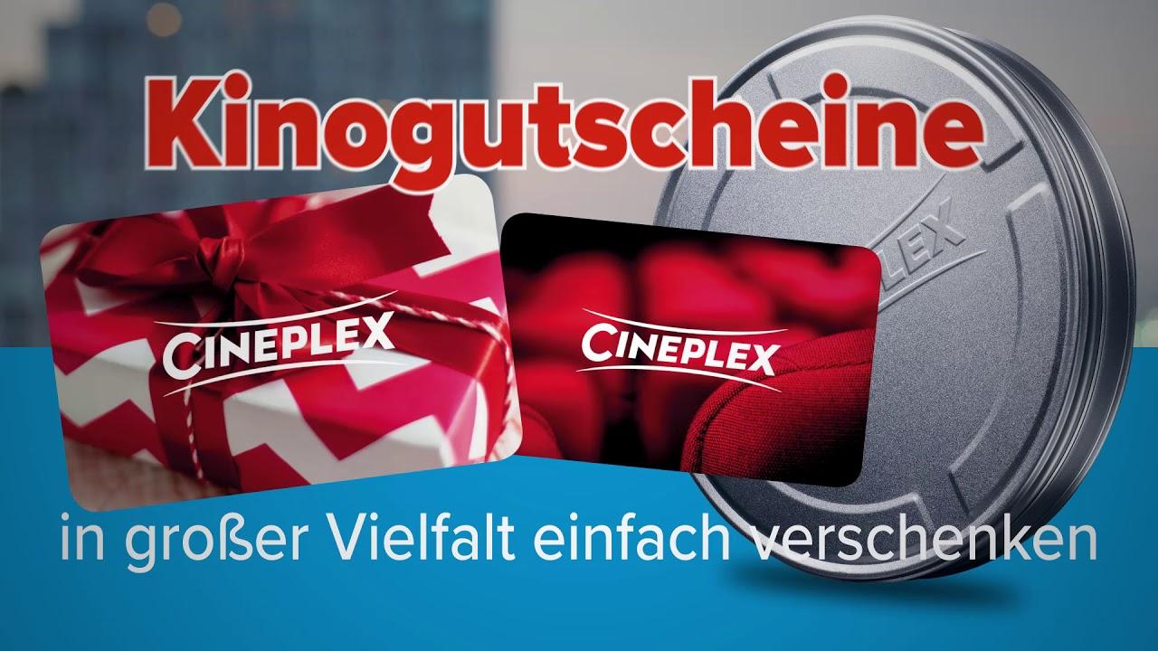 Gutschein Cineplex
