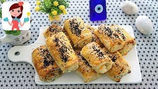 Çok Kolay Peynirli Börek Tarifi