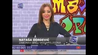 Natasa Djordjevic - Zaboravi broj - Maximalno opusteno 7 - (TV DM SAT 2014)