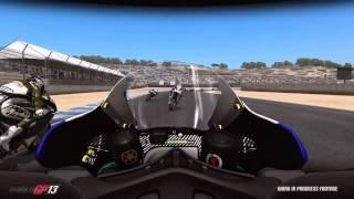 MOTOGP 2013 Gameplay Video