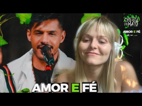 Hungria Hip Hop – Amor e Fé (Official Music Video) #CheiroDoMato REACTION | DANI ROCHA