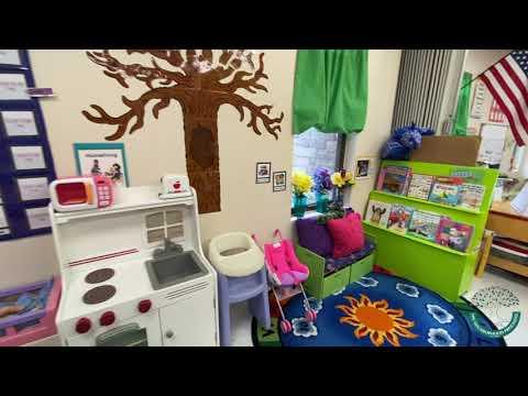 The Neighborhood Preschool Virtual Tour VPK Video
