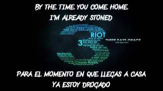 Three days grace HOME Subtitulado (Español)  INGLES