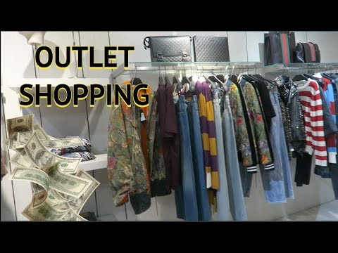 9be60e351 Outlet Shopping!! Gucci, Burberry, Nike, Tommy Hilfiger, Polo + MORE ...