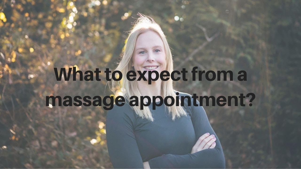 What to expect from your massage appointment pre/post pregnancy?