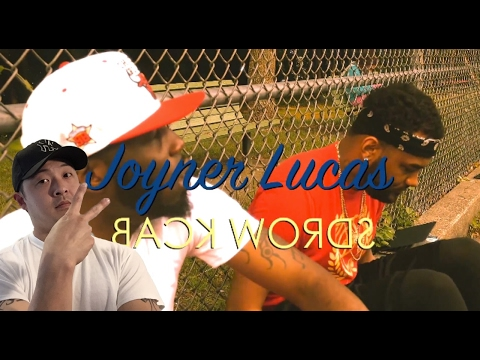 Joyner Lucas Backwards | Reaction Video!!!