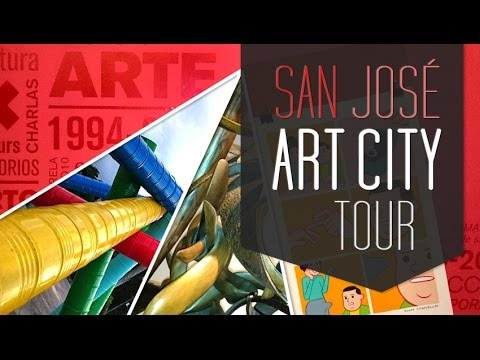 Things to do in San José - The Art City Tour by Frog TV