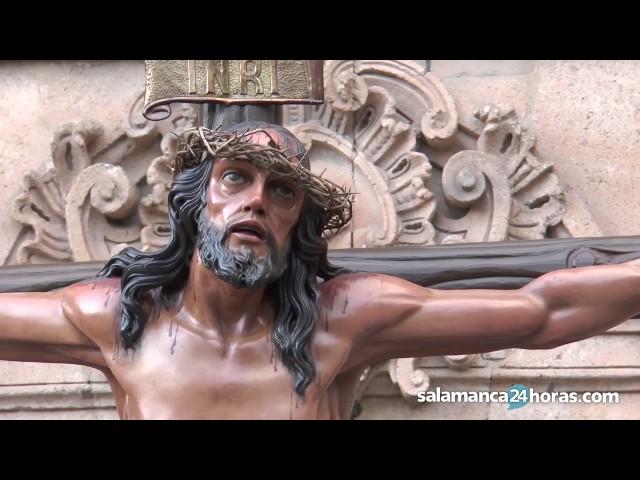 Semana Santa Salamanca 2017 | Procesión del Cristo de la Agonía