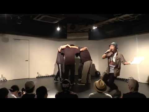 GEMINI KENZO TAKASHI BEZI POG JUDGE DEMO / LOCKING 4 LIFE LOCK DANCE BATTLE 15/8/9