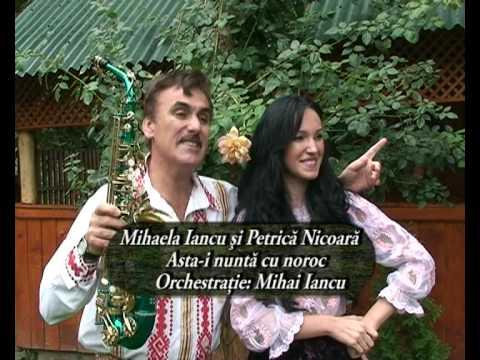 MIHAELA IANCU& PETRICA NICOARA- NUNTA CU NOROC