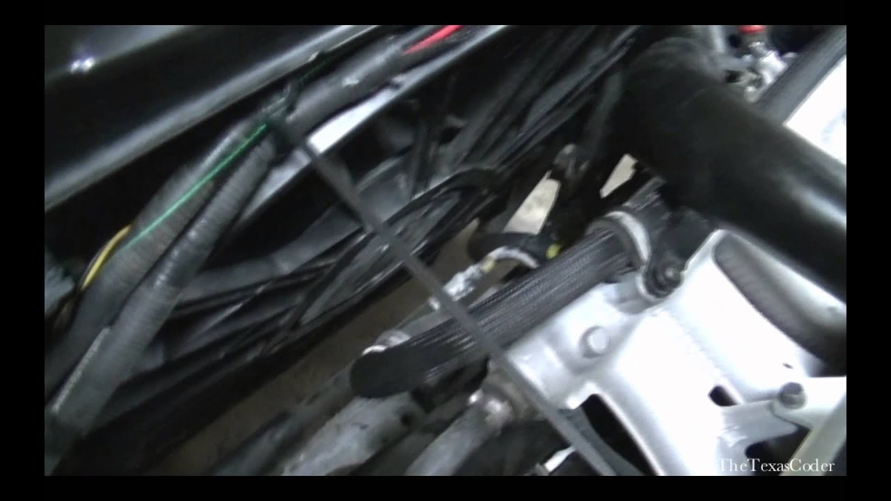 2005 Volvo S80 Fuse Box 2004 Volvo Xc90 Radiator Removal Replacement Repair Youtube