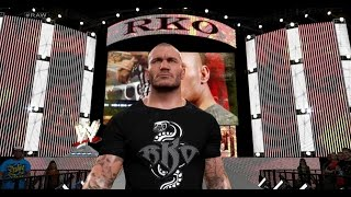 WWE 2K15 - Randy Orton Entrance Video