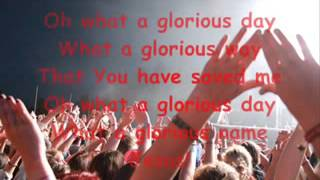 Jesus Culture Oh Happy Day with lyrics  240p