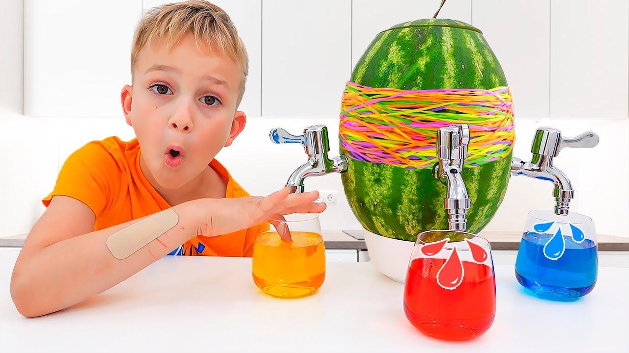 Download Vlad e Niki si divertono con la mamma - raccolta di video per bambini con giocattoli