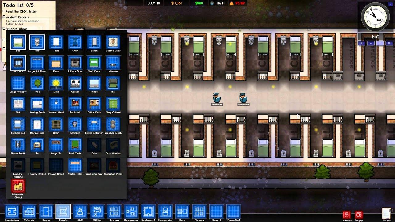 Prison Architect Alpha 11 NSFW
