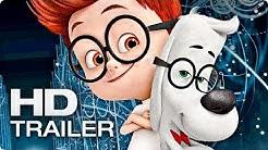 DIE ABENTEUER VON MR. PEABODY & SHERMAN Main Trailer #3 Deutsch German | 2014 [HD]