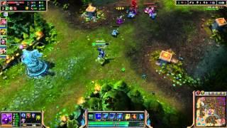 League of Legends - Veigar vs. Katarina