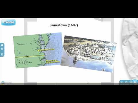 Jamestown and Roanoke Island - 5 Minute History - Brief History