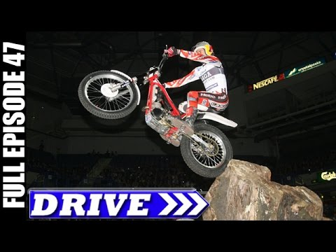 DRIVE TV Show | Indoor Trial World Championship, Austria & More | Full Episode # 47 (HD)