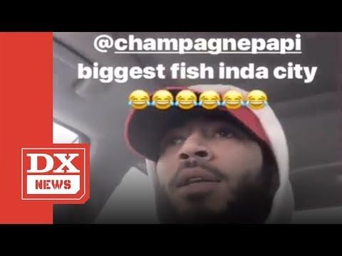 """Drake Responds To Toronto Rapper After Being Called """"Biggest Fish In The City"""""""