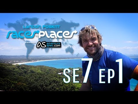 Adventure Motorcycling Documentary   Races To Places   SE7 EP1 Ft Lyndon Poskitt