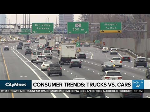 Auto industry changing with consumer trends