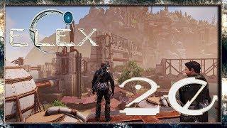 ELEX Прохождение - Секретная Фабрика #20(, 2017-10-31T14:00:00.000Z)