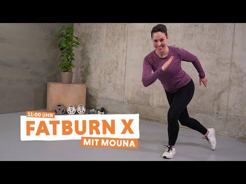 fat burn x fitx