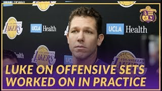 luke walton rumors