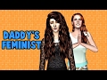 Lana Del Rey and Lorde Spoof Song - Daddy's Feminist (Lyric Video)