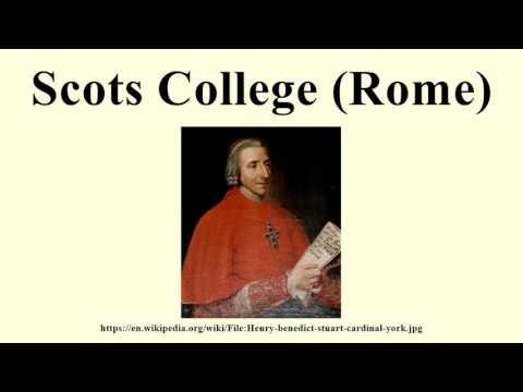 Scots College (Rome)