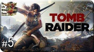 Tomb Raider 2013[#5] - Власть Огня (Прохождение на русском(Без комментариев))