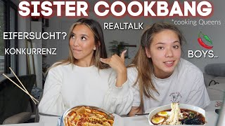 Cookbang ft. Doja: Koreanisches Rabokki (sister realtalk)