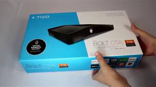 Review: 2018 TiVo Bolt OTA DVR for Antennas & Cord Cutting