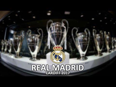 La Duodecima Las Doce Copas Del Real Madrid Youtube