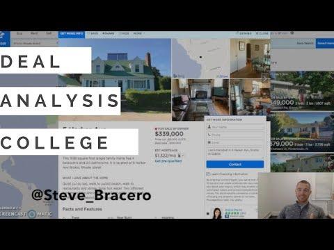 Real Estate Investing College Rental Property: Rhode Island