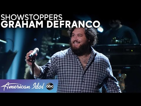 Graham DeFranco Delivers A Beautiful Kings Of Leon Song Performance - American Idol 2021
