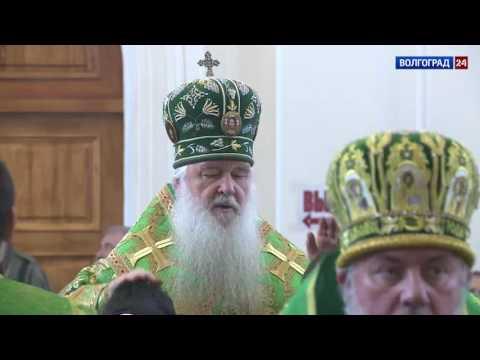 Праздничные мероприятия в честь канонизации игуменьи Арсении в Серафимовиче