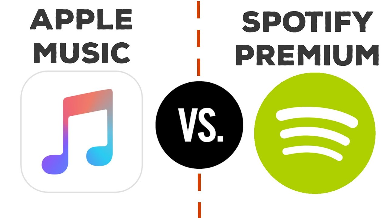 Apple music vs spotify which is better youtube ccuart Choice Image