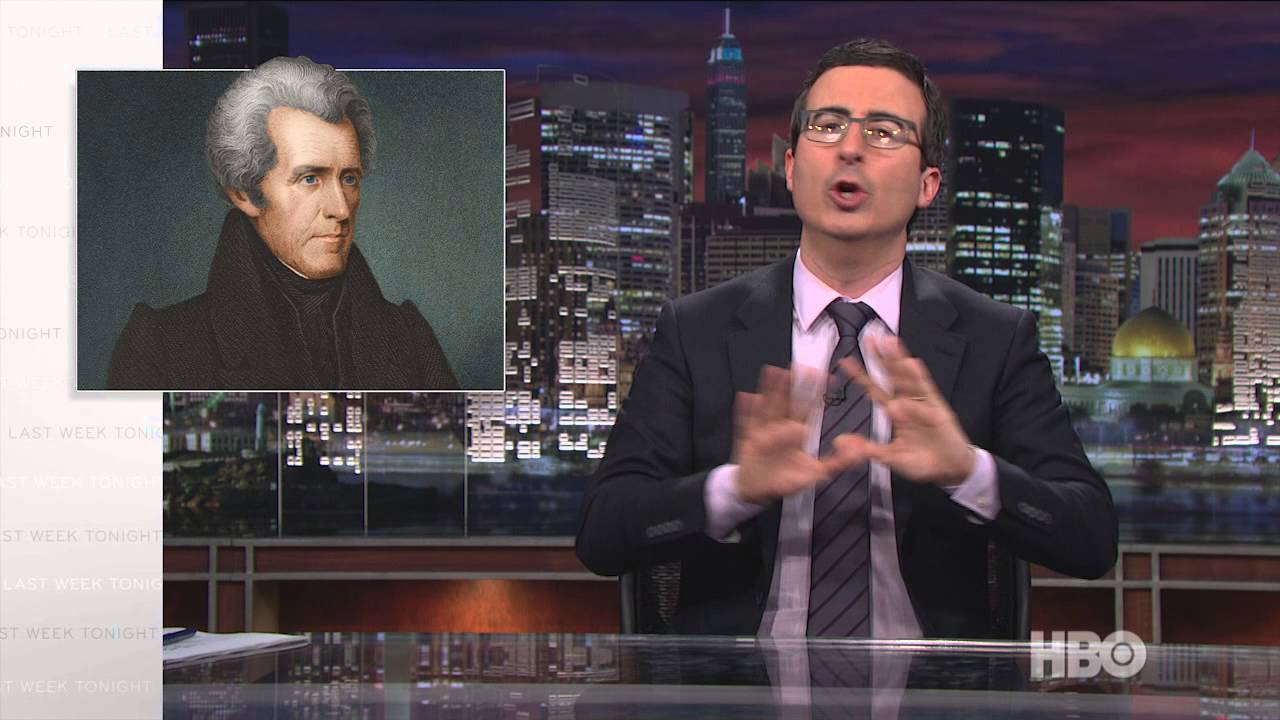 President Obama Visits Native American Territory: Last Week Tonight with John Oliver (HBO)